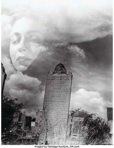 Clarence John Laughlin, 'Yellow Fever Fantasia', 1940