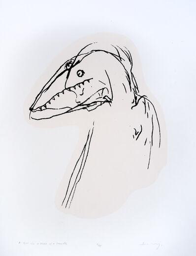 Andrzej Maria Borkowski, 'Girl in a Mask of a Crocodile ', 2010