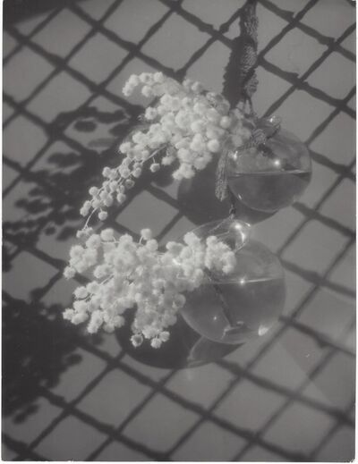 Lajos Szabó, 'Still life with Flowers', 1935-1940