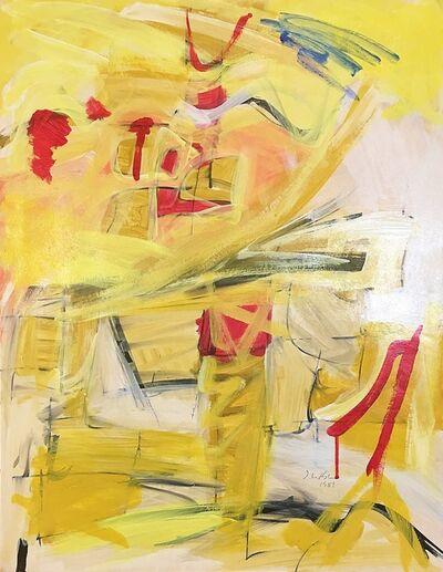 Judith Lindbloom, 'Rampant Vessel', 1981