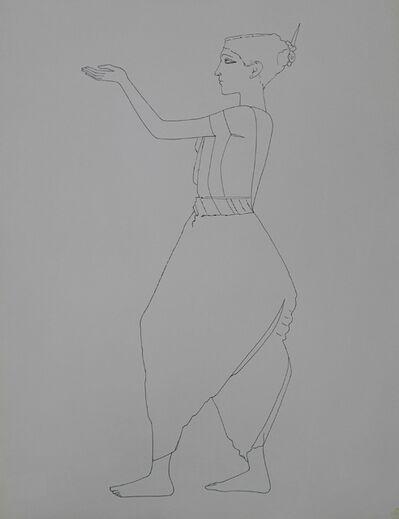 Surendran Nair, 'Untitled (Drawing 11)', 2016-2017