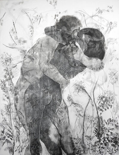 John Simpson, 'The Embrace', 2017