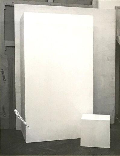 Emilio PRINI, 'Untitled', ca. 1989