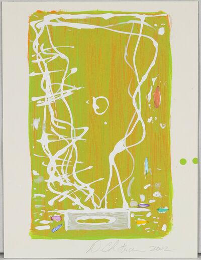 Dan Christensen, 'Mango Fizz', 2002