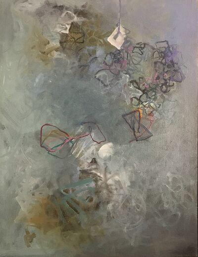 Sigrid Burton, 'North Dancers Ghost', 2018