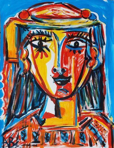Auguste Blackman, 'Adorned Woman', 2020