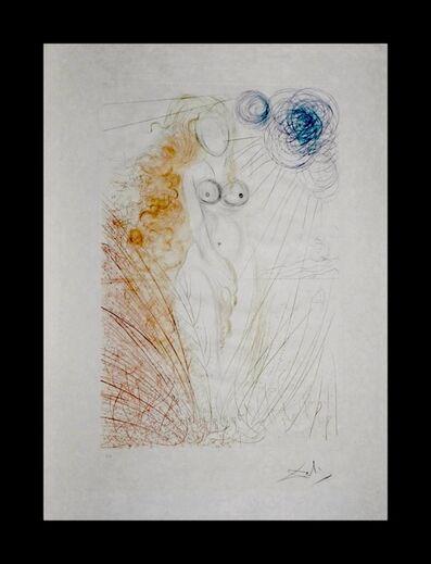 Salvador Dalí, ' Hommage a Albrecht Durer Birth of Venus', 1971