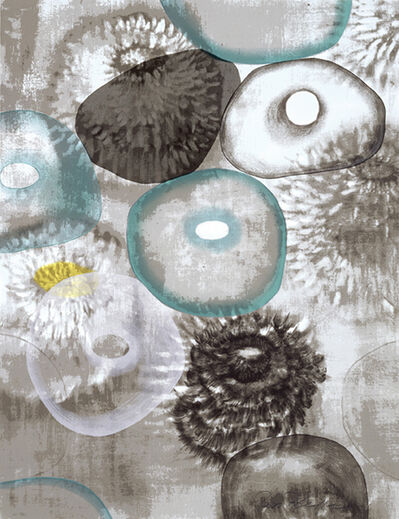 Ross Bleckner, 'Happiness For Instance II', 1997