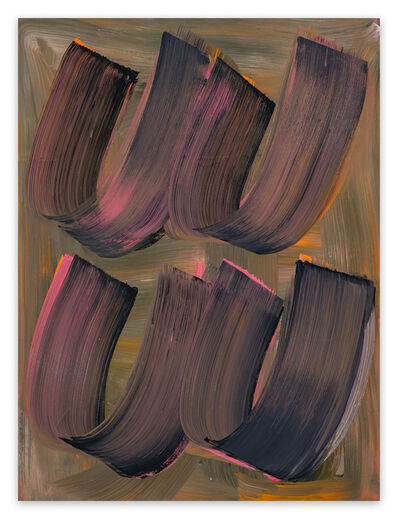 Anne Russinof, 'Carnival (Abstract painting)', 2021