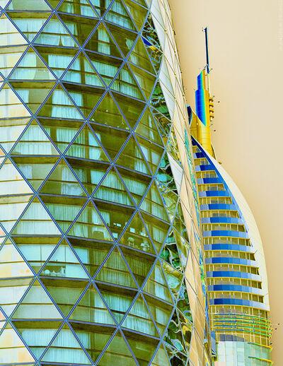 Andrew Prokos, 'Inverted - Futuristic Spire, Dubai', 2020