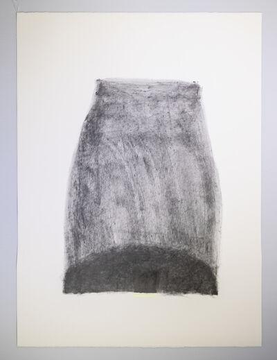 Elizabeth Youngblood, 'Double Basket + Yellow', 2021