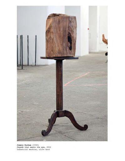 Jimmie Durham, 'Façade That Meets the Eye', 2012