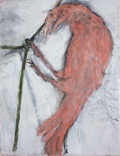 Susan Rothenberg, 'Pink Raven', 2012