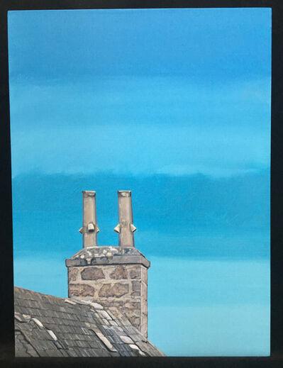 Agnes Murray, 'Roanheads Chimneys #2', 2018