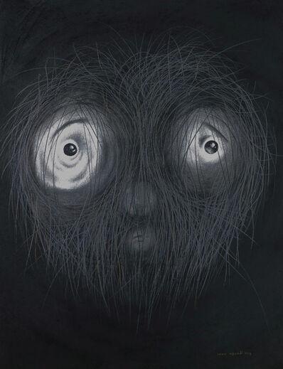 Iwan Effendi, 'Daydreaming face #9', 2019