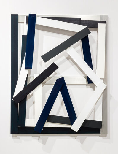 Imi Knoebel, 'Cut-Up 18', 2012