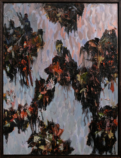Christopher Horder, 'Scratching at the Cave Walls I', 2018