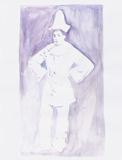Ulla von Brandenburg, 'Pierrot', 2005