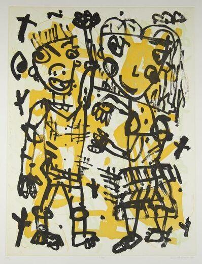 David Larwill, 'Yes', 2005