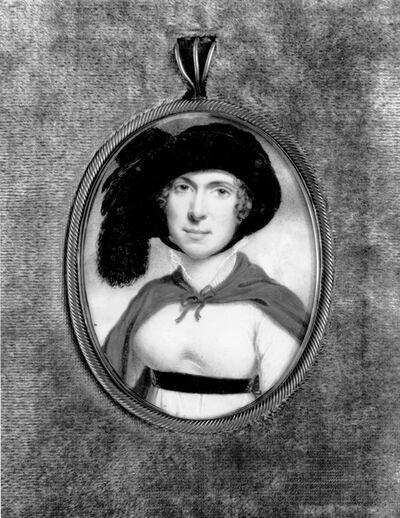 Attributed to William Marshall Craig, 'Miss Robertson', ca. 1810