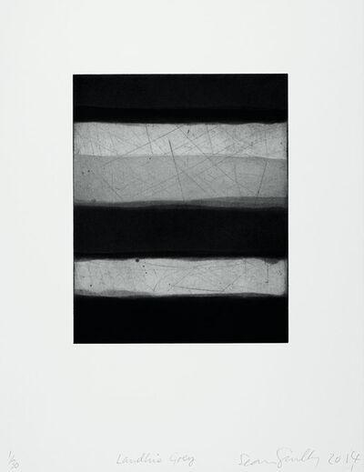 Sean Scully, 'Landline Grey', 2014