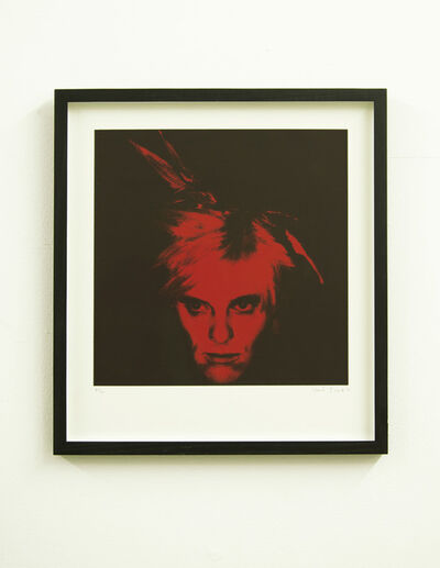 Gavin Turk, 'Fright Wig (Red)', 2010