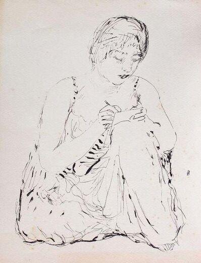 Pierre Bonnard, 'Writer', 1930