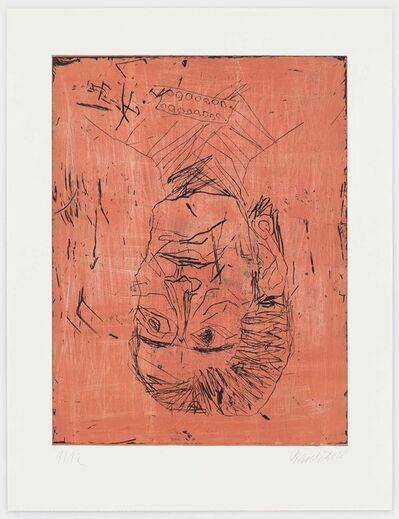Georg Baselitz, 'Madame Rousseau II (Rose)', 2018