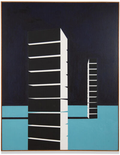 Kazuo Nakamura, 'Block Structure', 1956