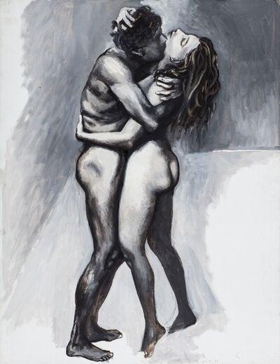 Renato Guttuso, 'Hug', 1972