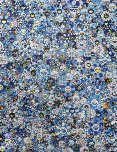 Takashi Murakami, 'Zero One', 2016