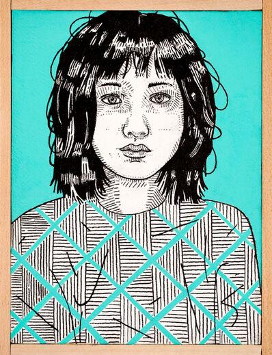 Jason Andrew Turner, 'she (mint)', 2016