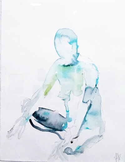 Loren Abbate, 'Nude Study III', 2017