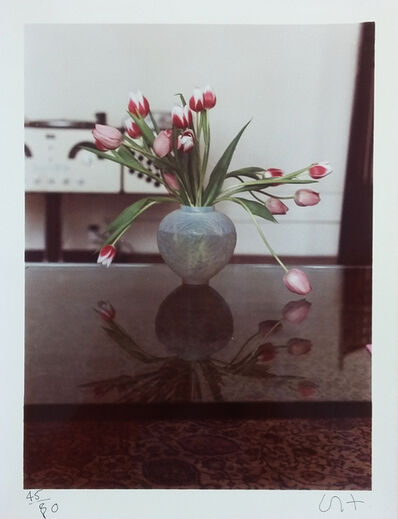 David Hockney, 'Pretty Tulips 1', 1976