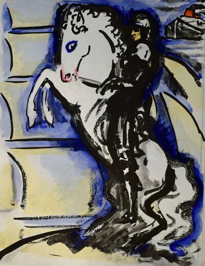 Kees van Dongen, 'By Horse', 1925