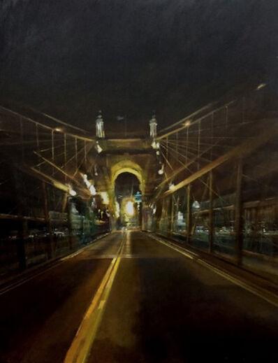 Stephen Bach, 'Roebling Bridge'