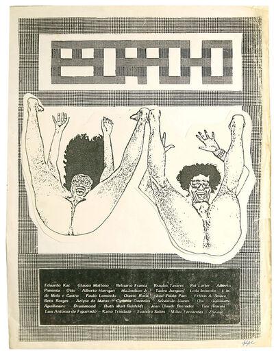 Eduardo Kac, 'Escracho - Pornogram #3', 1983