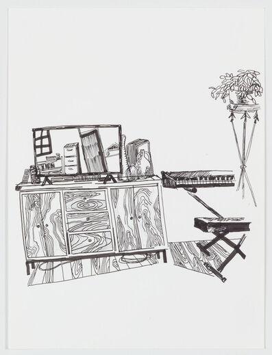 Alyse Rosner, 'Midday', 2018