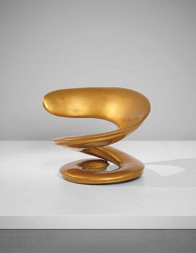 Louis Durot, ''Spirale' chair', designed 1968-executed 2017
