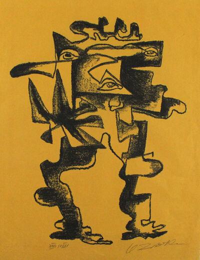 Ossip Zadkine, 'Le regard multiple', 1966