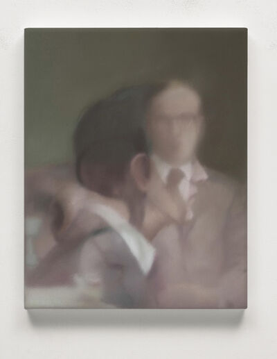 Gerhard Richter, 'Gilbert & George', 1975