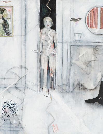 James G. Davis, 'Woman in Doorway', 1986
