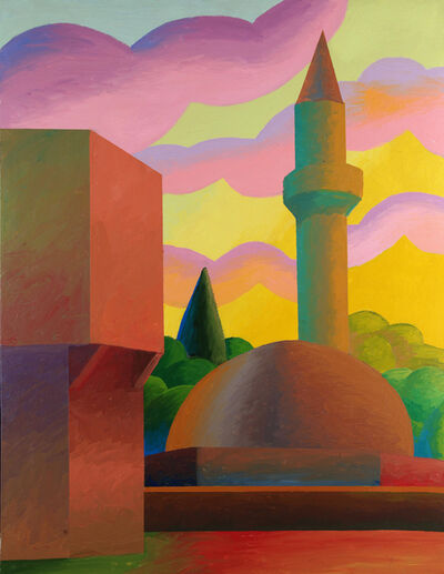 Salvo, 'Ottomania', 1991