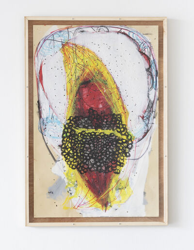 Michael Luchs, 'Untiled (Bird Head)', 1999