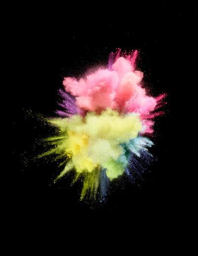 Karin Berndl, 'Cosmic Rainbow 4'