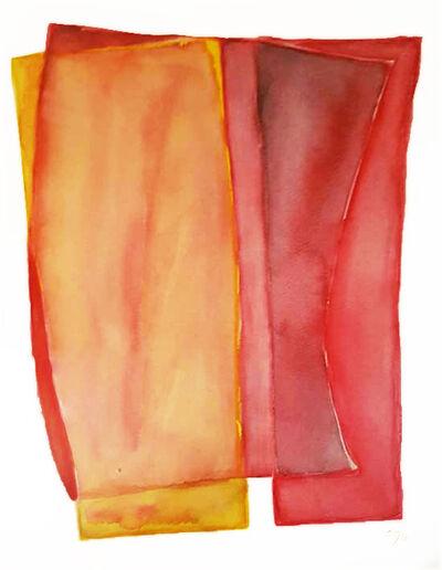 Carlos Giordano Giroldi, 'Trasparencies and contamination', 2018