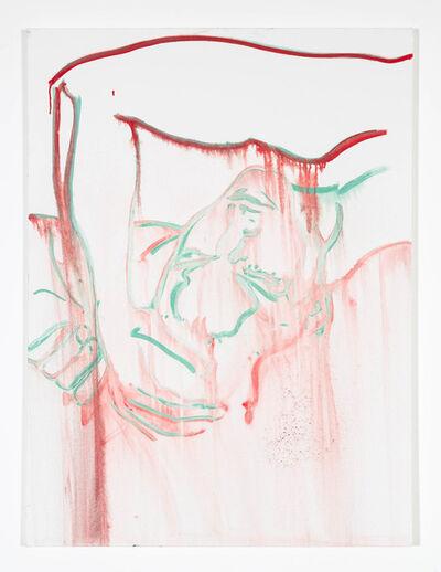 Nicole Wittenberg, 'Upside Down Ben Undone', 2017