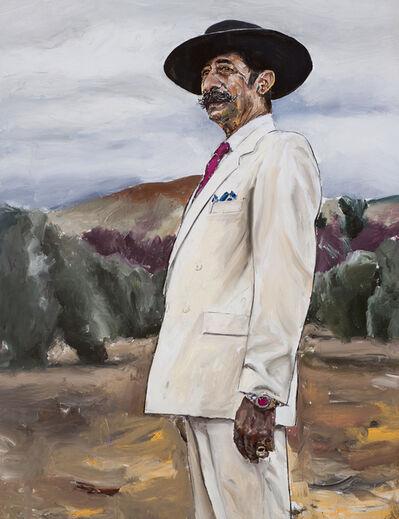 Santiago Ydañez, 'Sin título', 2020