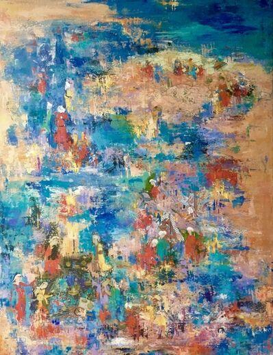 Nurieh Mozaffari, 'Passage du temps IX', 2018