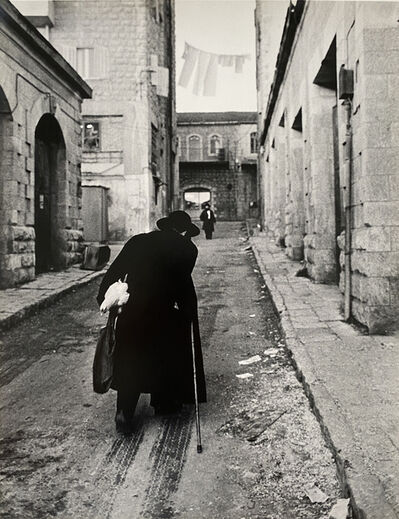 Micha Bar-Am, 'Yom Kippur Eve', 1967